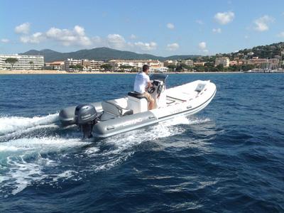 location bateau Lomac 580 Ok