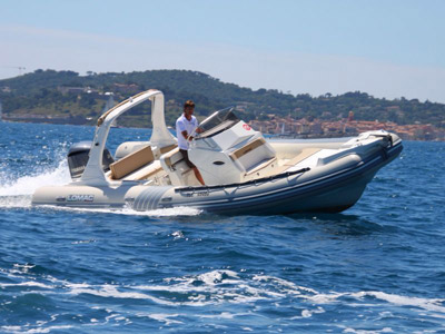 location bateau Lomac 790 In