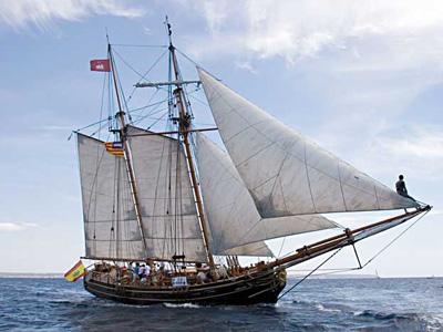 location bateau Sadko