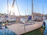location bateau Contessa 35
