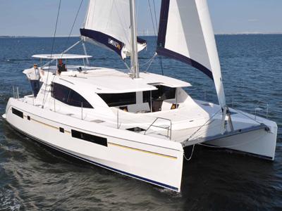 location bateau Leopard 48