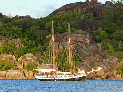 location bateau Sea Pearl