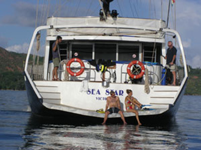 äußere Sea Star