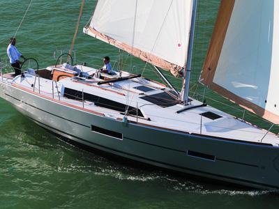 Location bateau  Dufour 382