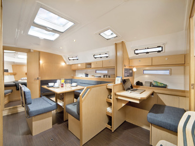 intérieur Bavaria 40 S Cruiser
