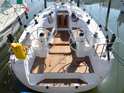 äußere Bavaria 40 S Cruiser