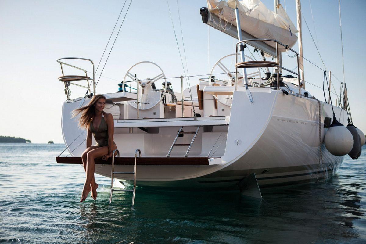 location bateau Elan 50 Impr