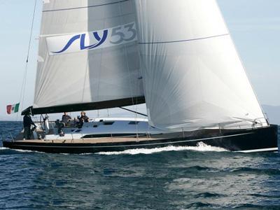 location bateau Sly 53