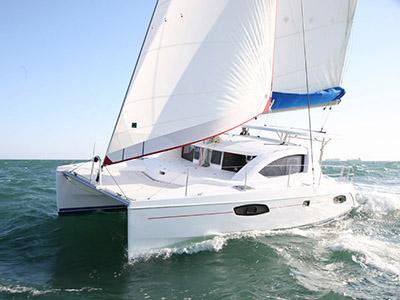 location bateau Leopard 384