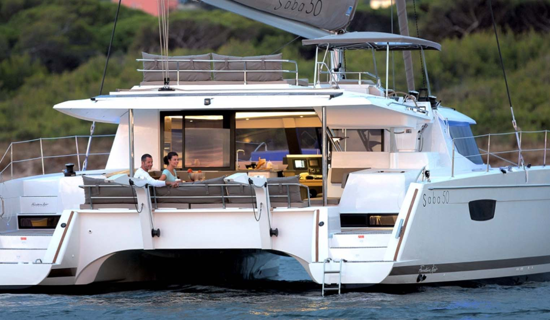 Location bateau  Saba 50