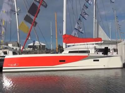 location bateau TS 42