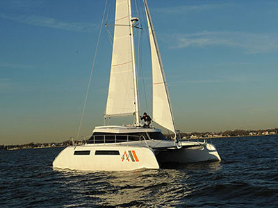 location bateau Alpha 42