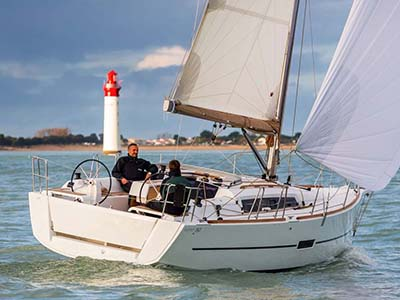 location bateau Dufour 350 GL