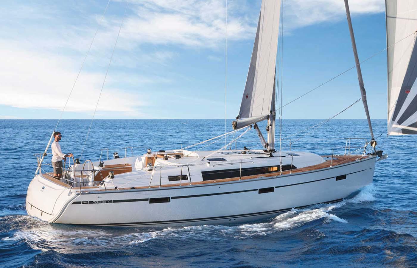 location bateau Bavaria Cruiser 41