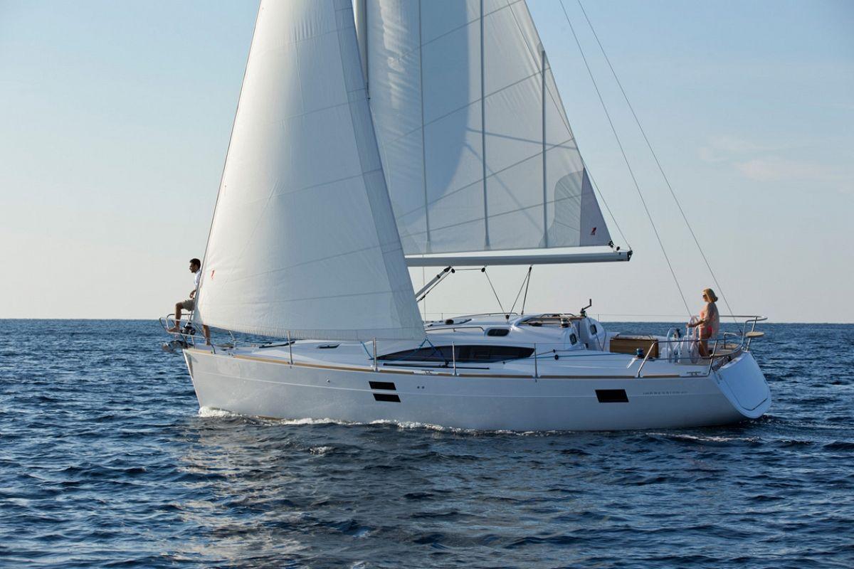 location bateau Elan 40 Impression