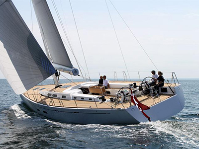 location bateau X-65