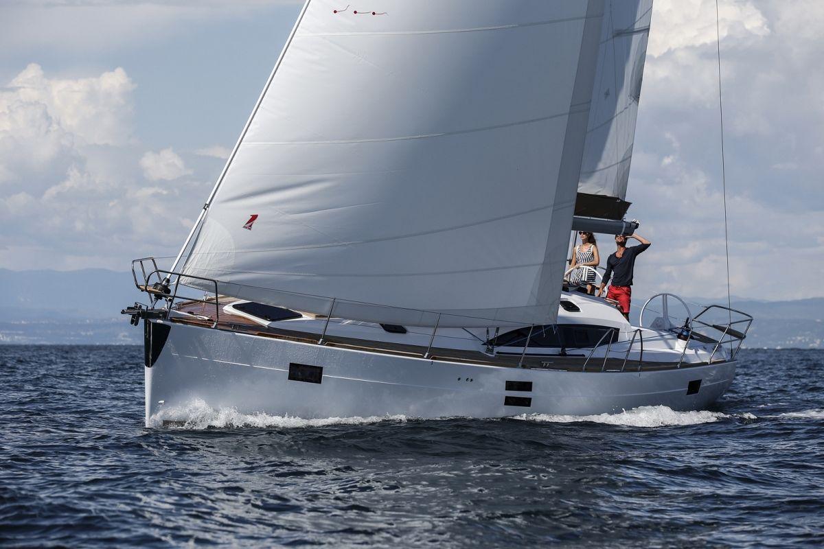 location bateau Elan 45 Impression
