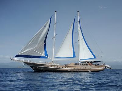location bateau Prenses Lila