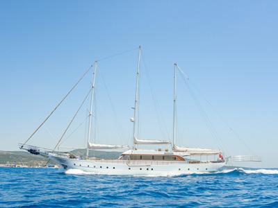 location bateau Bella Mare