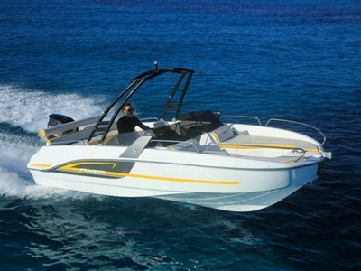 location bateau Flyer 6 Sportdeck