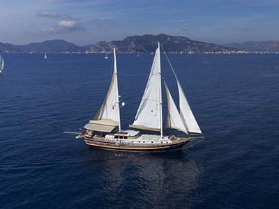 location bateau Derya Deniz