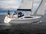 location bateau Delphia 33.3