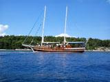 location bateau Atalanta