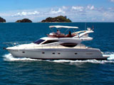 location bateau Ferretti 500 Elite