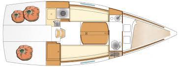 intérieur First 25S