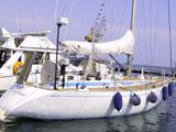 location bateau Swan 39
