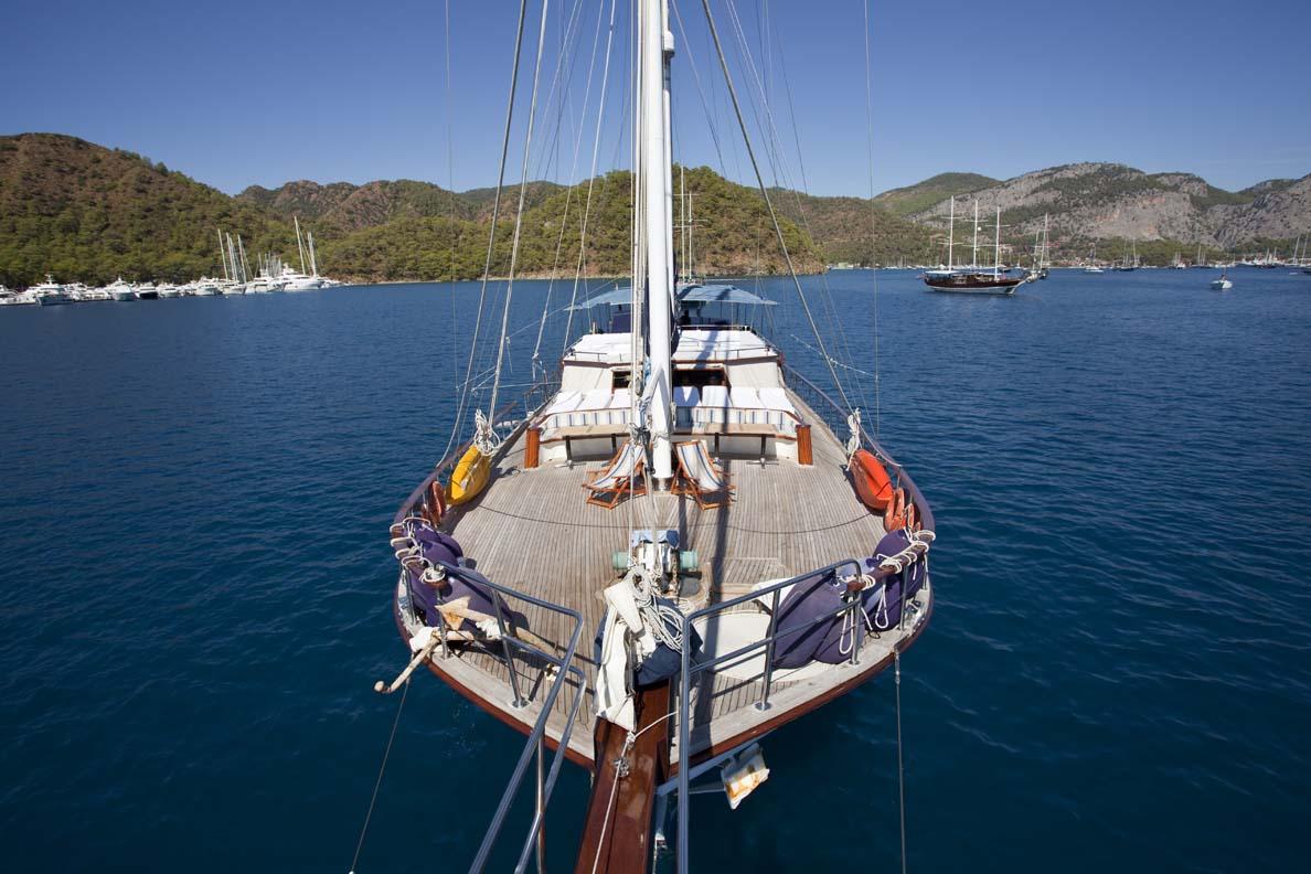 location bateau Ugur