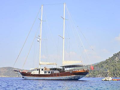 location bateau Berrak Su