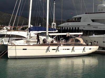 location bateau D & D Kufner 54