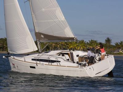 location bateau Sun Odyssey 349 DL
