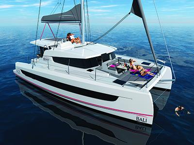 location bateau Bali 4.2
