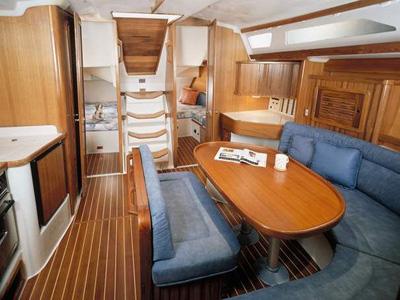 intérieur Catalina 42