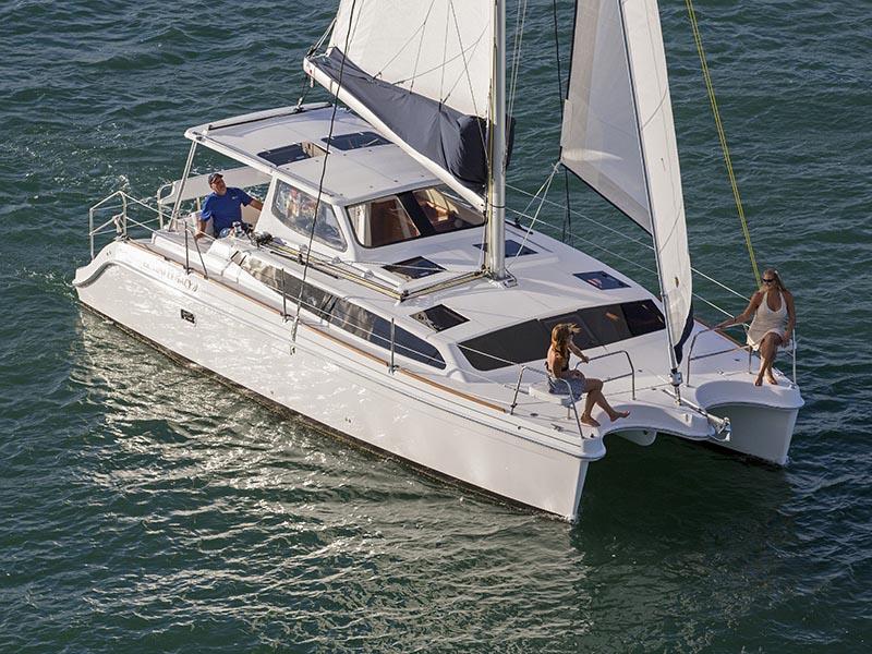 location bateau Gemini Legacy 35