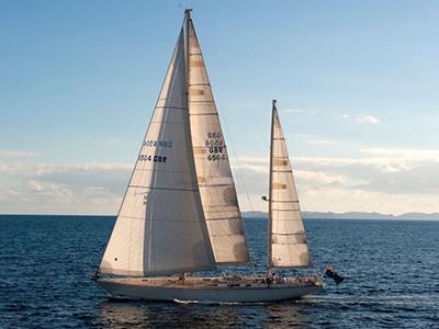 location bateau Swan 65