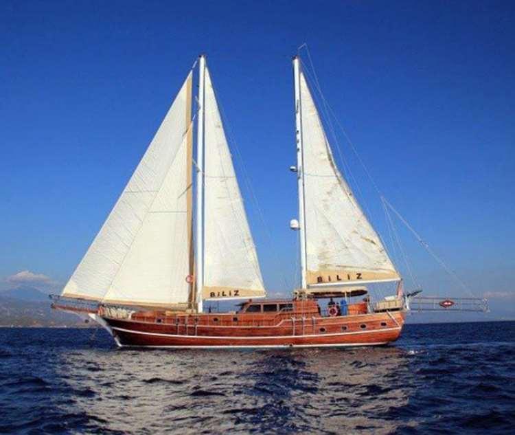 location bateau Biliz