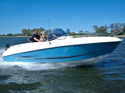 Location bateau  Nova Galia 570 SD