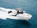 location bateau Flyer 7 Space Deck