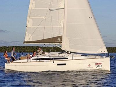 Location bateau  Sun Odyssey 349 Ks