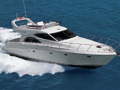 location bateau Compass Rose 50