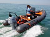 location bateau Highfield OM 590
