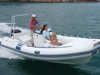 Location bateau  Northstar 185 Wrt