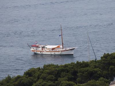 location bateau Dolin