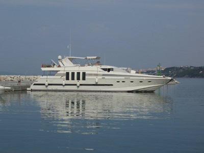 location bateau Technema 82