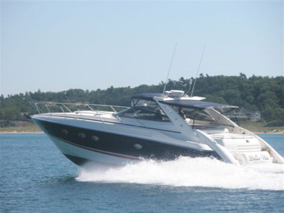 outside Sunseeker Camargue 51 BM