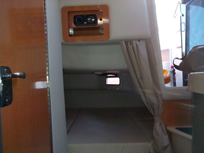 intérieur Four Winns V285