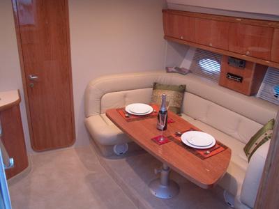 intérieur Pearlsea 36